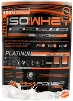 ALPHAPOWER FOOD: 5S CFM ISOWHEY 1.000 g pouch