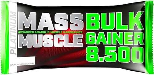 ALPHAPOWER FOOD: 100%Massive Bulk-Muscle Hard Gainer Sachet (50g)
